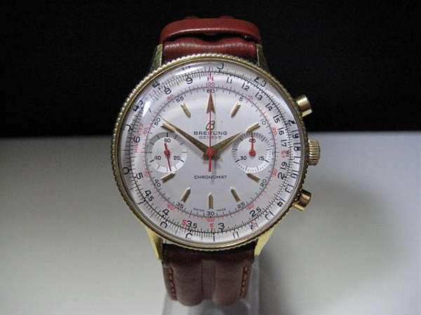 quality design 97481 8bce7 ブライトリング クロノマット 2ndモデル 1950年代 希少 | 時計の ...