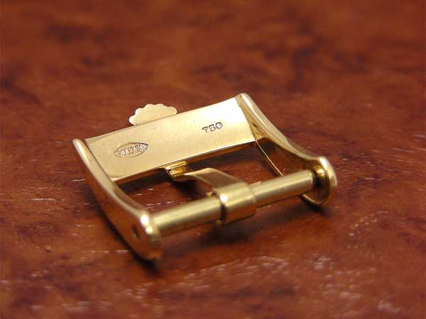 outlet store 60efc de4b2 ロレックス 尾錠 18金無垢 14mm | 時計の委託通販【アンティー ...