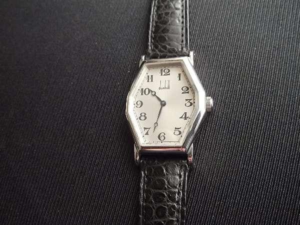15d50d89b467 ダンヒル センテナリーコレクション 100周年記念復刻版 手巻き ...