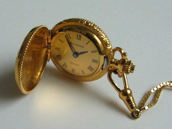 bucherer pocket bucherer pocket pendant watch ladys quartz mozeypictures Choice Image