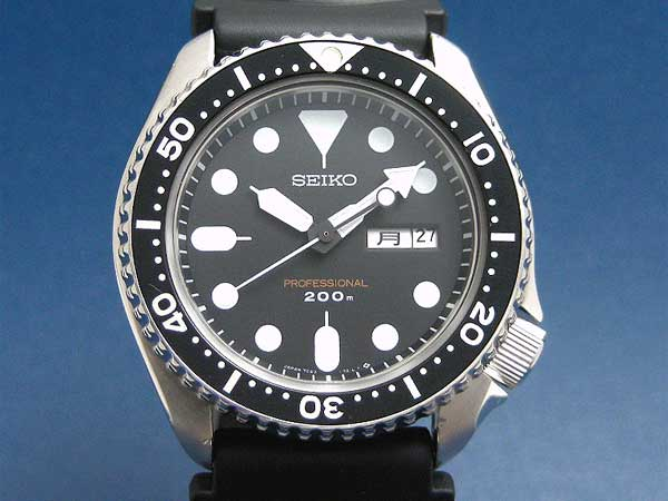 SEIKO Diver's - Los PROFESSIONAL J-732401