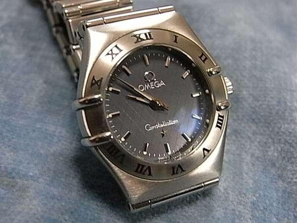 finest selection 05175 e5967 オメガ コンステレーション・ミニ レディース クオーツ | 時計の ...