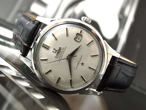 low priced 18547 ce124 オメガ コンステレーション Cal.561 自動巻 アンティーク | 時計 ...