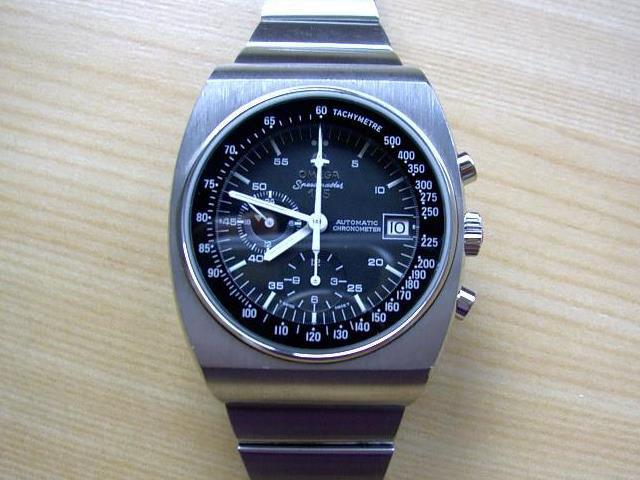 online store 1f96c b93c0 オメガ スピードマスター125 美品 箱・保証書付属   時計の委託 ...