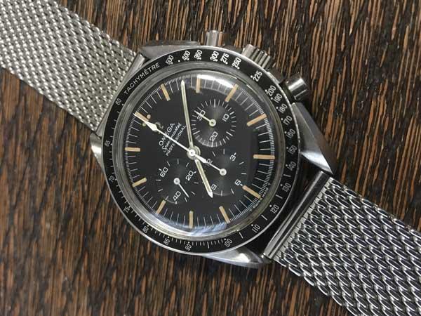 finest selection c58c4 00dde オメガ スピードマスター4th Cal.321 1960年代 | 時計の委託通販 ...