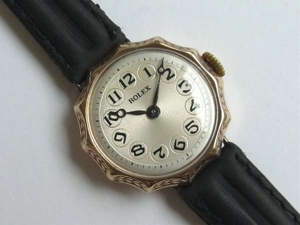 newest bcf1b 38198 ロレックス 1930年代 レディース 手巻き 9金無垢 ROLEX Ladies ...