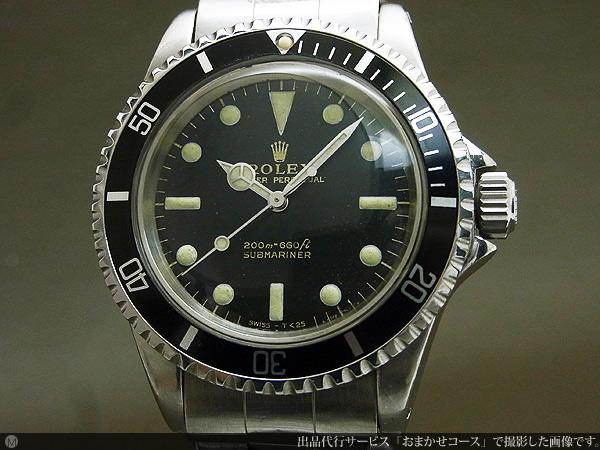 the latest a8912 4d511 ロレックス ROLEX サブマリーナ Ref.5513 ミラーダイヤル ...