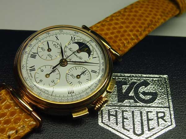 premium selection 62112 cac33 タグ・ホイヤー TAG HEUER 125周年 記念モデル エドワード ...
