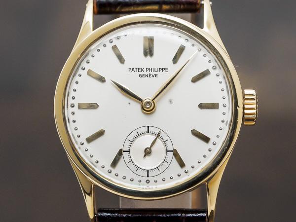 wholesale dealer 992a1 7f941 パテック・フィリップ 憧れの雲上モデル 人気No.1 Ref.96 ...